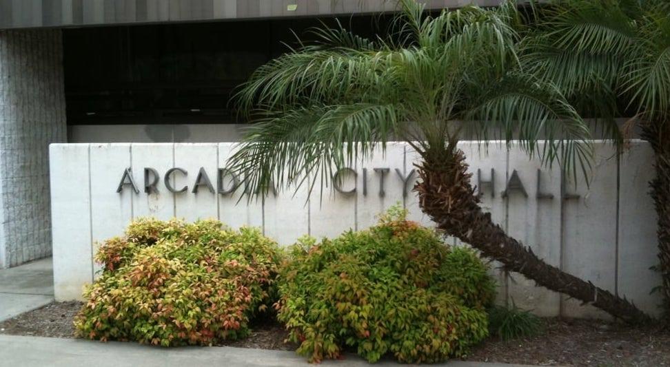 arcadia municipal police code and regulations